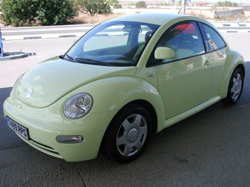 VW Beetle - Used car costa blanca spain - Second hand cars available Costa Blanca and beyond!