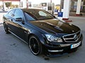 Mercedes C63 AMG Coupe V8 Auto/Tip