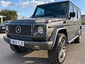 Mercedes 350 G-Wagon